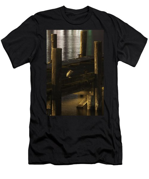 On The Dock Men's T-Shirt (Athletic Fit)