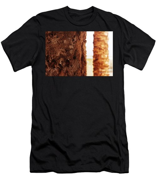 Palm And Wall 2 Men's T-Shirt (Athletic Fit)