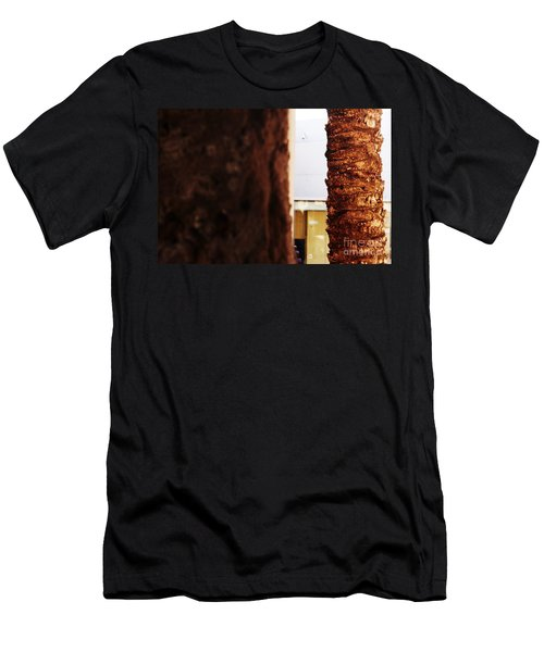 Palm And Wall Men's T-Shirt (Athletic Fit)