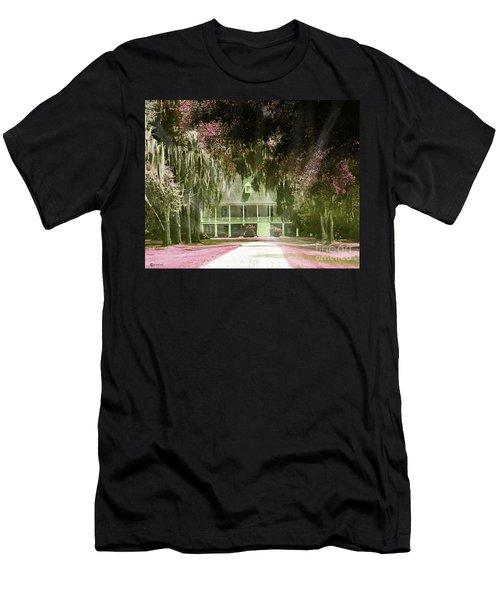 Parlange Plantation Circa 1750 New Roads La Men's T-Shirt (Athletic Fit)