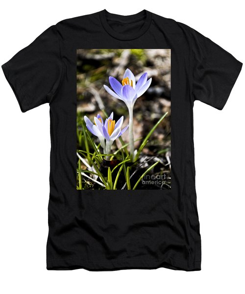 Peaking Spring Men's T-Shirt (Athletic Fit)