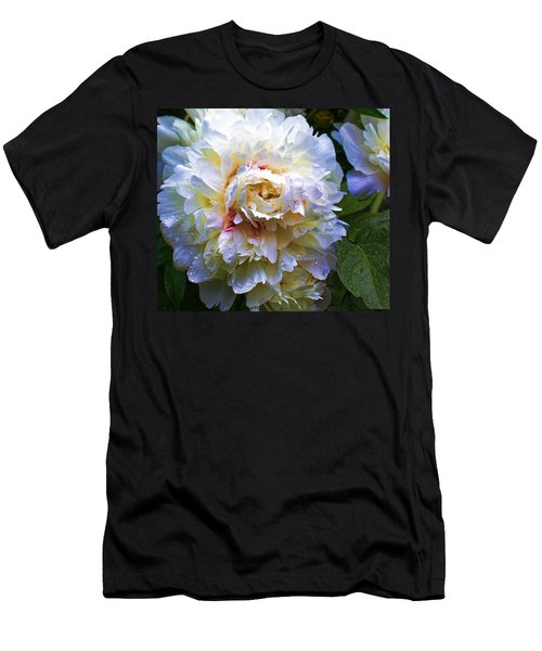 Peony Beauty Men's T-Shirt (Athletic Fit)