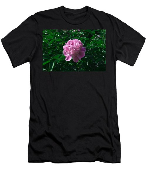 Peony Men's T-Shirt (Athletic Fit)