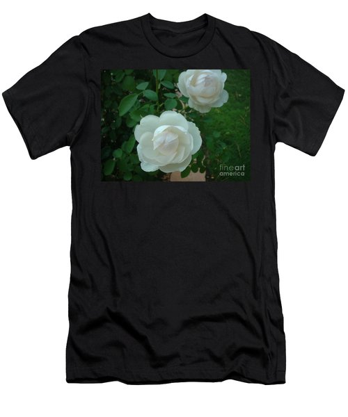 Men's T-Shirt (Slim Fit) featuring the photograph Perfect Pair by Mark Robbins