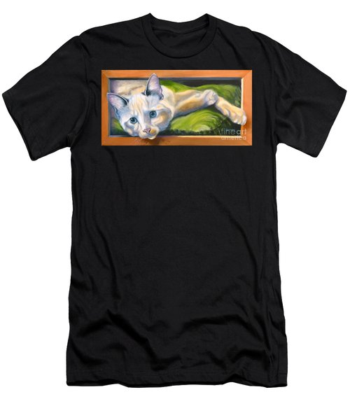 Picture Purrfect Men's T-Shirt (Athletic Fit)