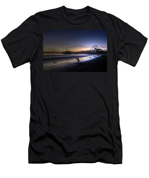Pier Child Men's T-Shirt (Athletic Fit)