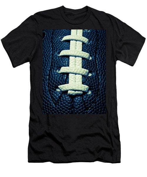Pigskin Men's T-Shirt (Slim Fit) by Julia Wilcox