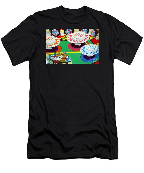 Pinball Wizard Men's T-Shirt (Athletic Fit)