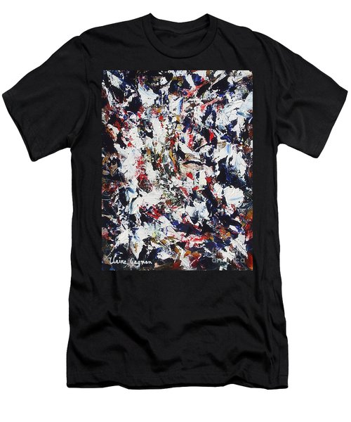 Pollock Men's T-Shirt (Athletic Fit)