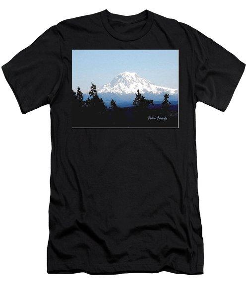 Rainier Reign Men's T-Shirt (Athletic Fit)