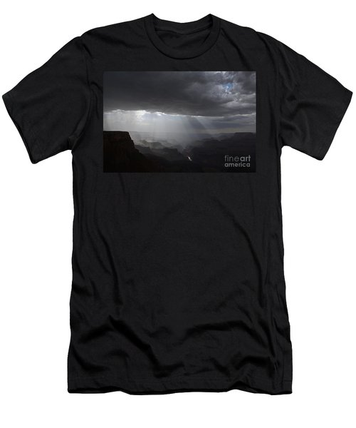 Rays In The Canyon Men's T-Shirt (Athletic Fit)