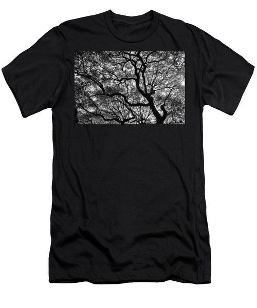 Reaching To The Heavens Men's T-Shirt (Athletic Fit)