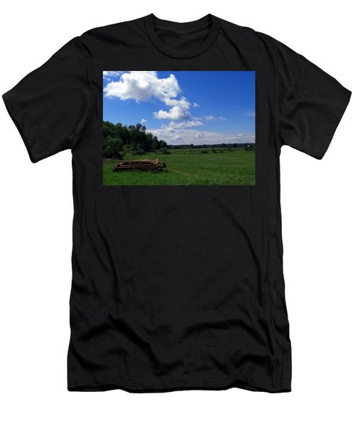 Ready For Work Men's T-Shirt (Athletic Fit)