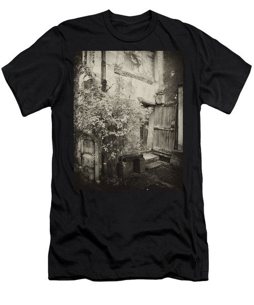 Men's T-Shirt (Slim Fit) featuring the photograph Renovation by Hugh Smith