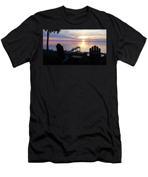 Resting Companions Men's T-Shirt (Athletic Fit)