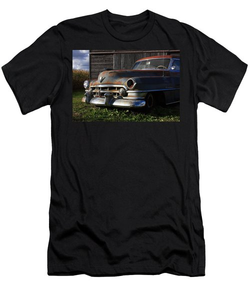 Retired Men's T-Shirt (Slim Fit) by Lyle Hatch