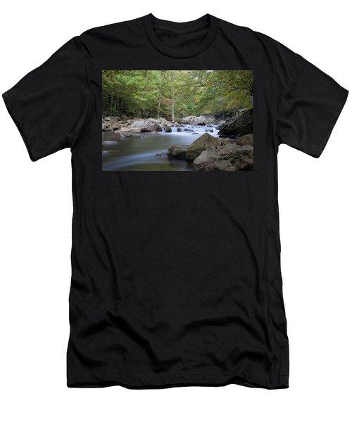 Richland Creek Men's T-Shirt (Athletic Fit)