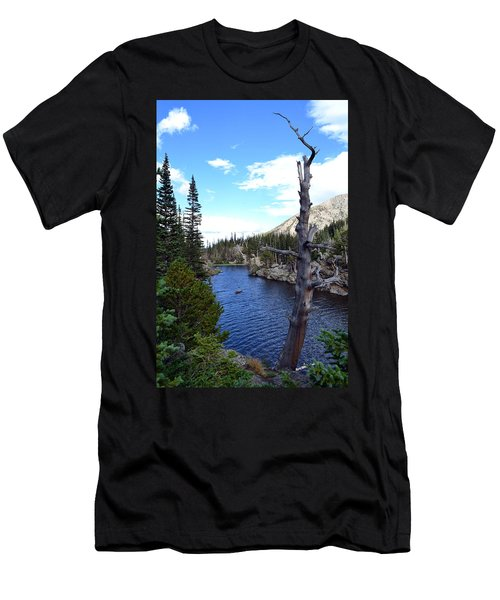 Rocky Mountain National Park1 Men's T-Shirt (Athletic Fit)