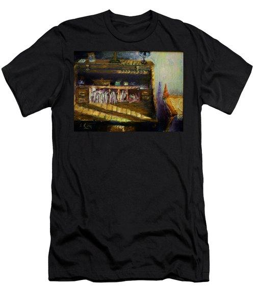 Rolltop Men's T-Shirt (Athletic Fit)