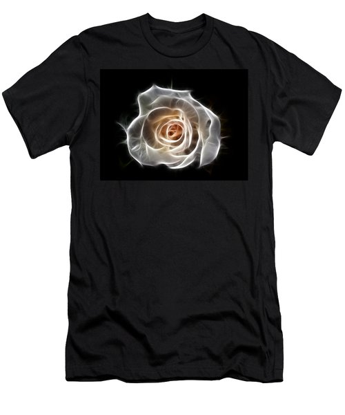 Rose Of Light Men's T-Shirt (Athletic Fit)