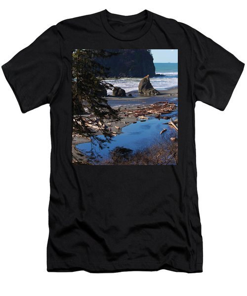 Ruby Beach IIi Men's T-Shirt (Athletic Fit)