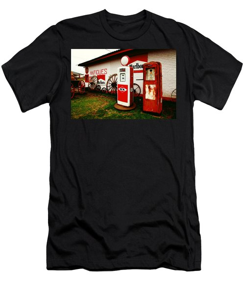 Rural Roadside Antiques Men's T-Shirt (Athletic Fit)