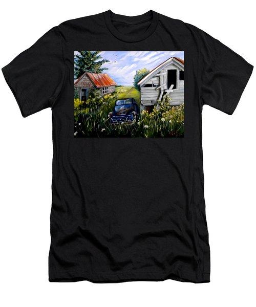 Rustic Partners Men's T-Shirt (Athletic Fit)