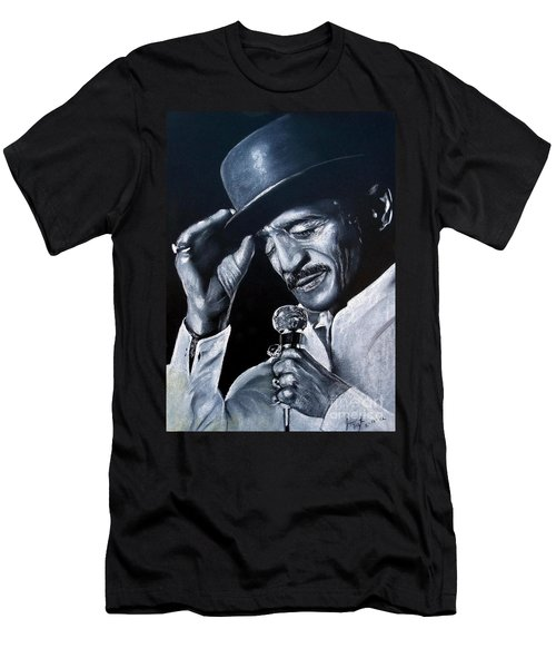 Sammy Davis Jr Men's T-Shirt (Athletic Fit)