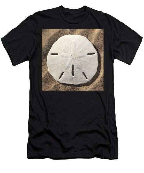 Sand Dollar Men's T-Shirt (Athletic Fit)