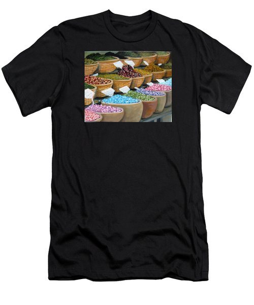 Scents For The Senses Men's T-Shirt (Athletic Fit)