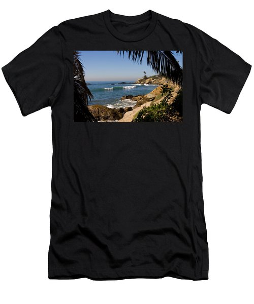 Secret View Men's T-Shirt (Athletic Fit)