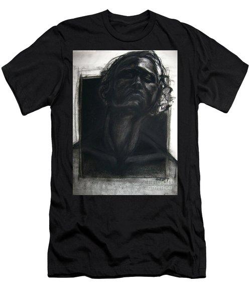 Self Portrait 2008 Men's T-Shirt (Athletic Fit)