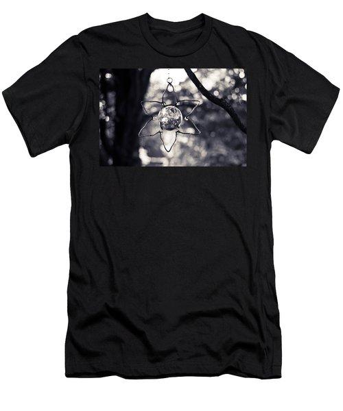 Serendipity Men's T-Shirt (Slim Fit) by Sara Frank