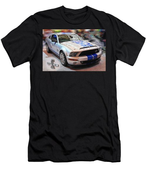 Shelby  Men's T-Shirt (Athletic Fit)