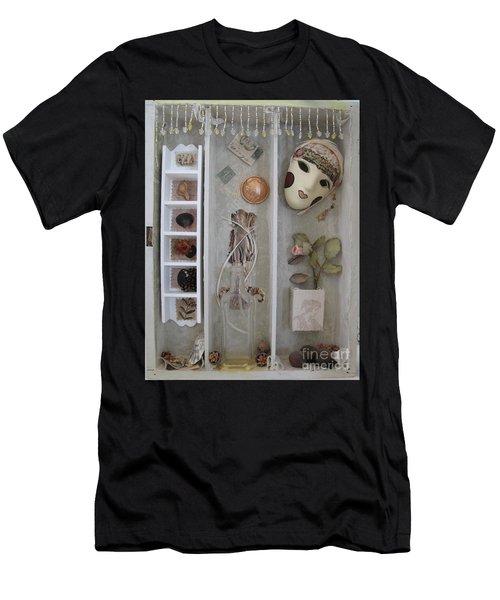 Showbiz Left Men's T-Shirt (Athletic Fit)