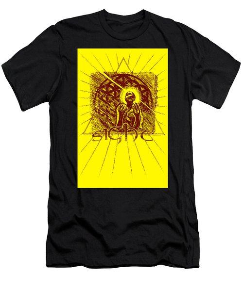 Sight Men's T-Shirt (Athletic Fit)