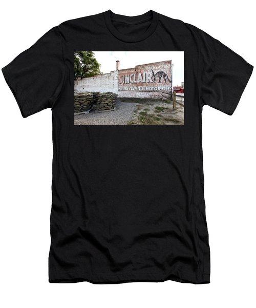 Sinclair Motor Oil Men's T-Shirt (Athletic Fit)