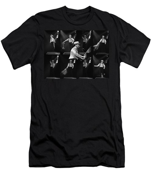 Sir Elton John 9 Men's T-Shirt (Athletic Fit)