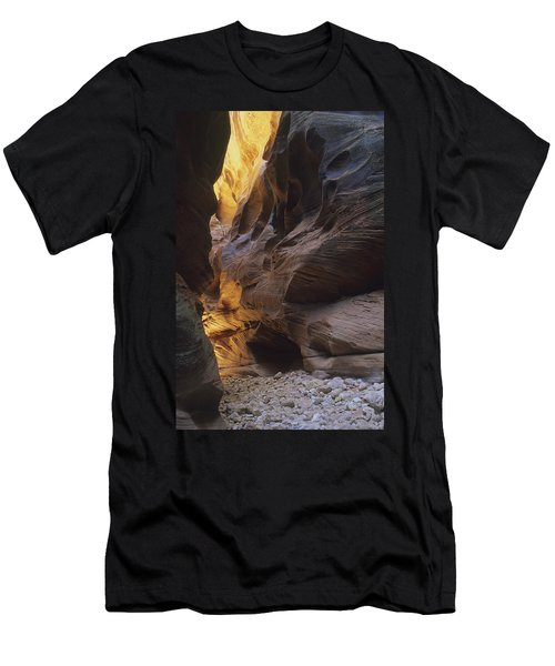Slot Canyon Men's T-Shirt (Athletic Fit)