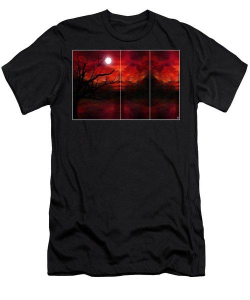 Soul Observer Men's T-Shirt (Athletic Fit)