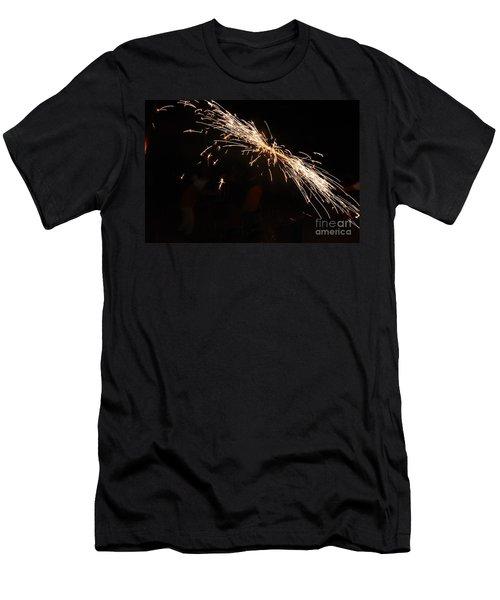 Sparks Disco Men's T-Shirt (Athletic Fit)