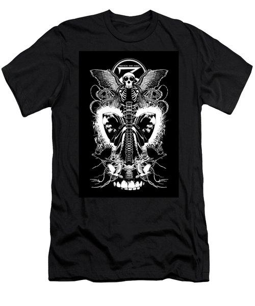 Spine Of Mine Men's T-Shirt (Slim Fit) by Tony Koehl