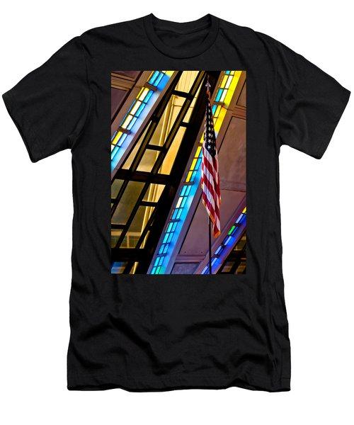 Spiritual Freedom Men's T-Shirt (Athletic Fit)