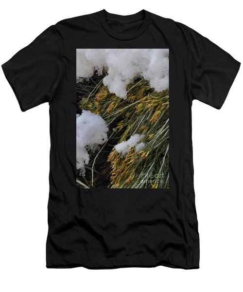 Men's T-Shirt (Athletic Fit) featuring the photograph Spring Arrives by Ron Cline