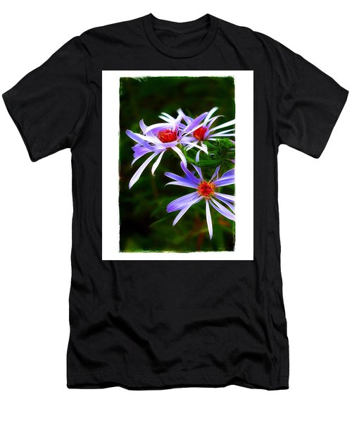 Stars Of Spring Men's T-Shirt (Slim Fit) by Judi Bagwell
