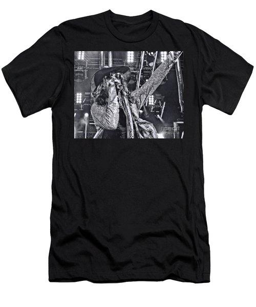 Men's T-Shirt (Slim Fit) featuring the photograph Steven T by Traci Cottingham