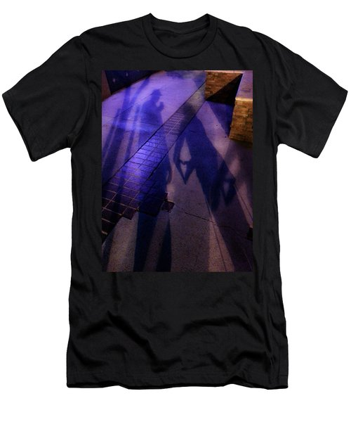 Street Shadows 004 Men's T-Shirt (Athletic Fit)
