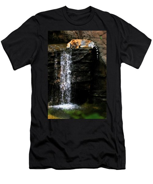 Strength At Rest Men's T-Shirt (Athletic Fit)