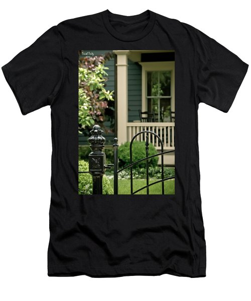 Sunday Afternoon In Doylestown Men's T-Shirt (Athletic Fit)