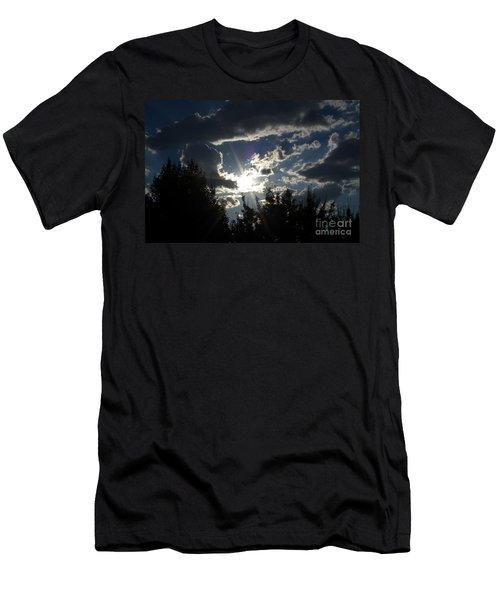 Sunshine Always Returns Men's T-Shirt (Athletic Fit)
